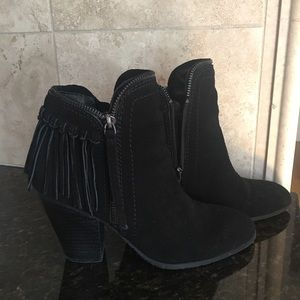 Dolce Vita Shoes - Dolce Vita fringe booties